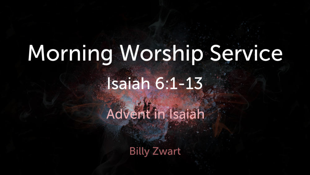 Advent in Isaiah
